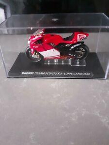Motorcycle Motorbike Collection Die-cast Model Toy,  Ducati Desmosedi 2003,