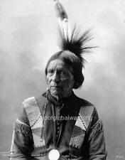 Photo. 1890s. Peatwy Tuck - Native American Sac & Fox Indian
