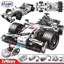 Winner Ferngesteuert Formel 1 Rennwagen Auto Modell 729 Teile Lego® kompatibel