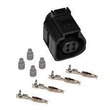 Stecker 4-polig Reparatursatz für VW 4B0973712 Skoda Seat weiblich Crimp Kontakt