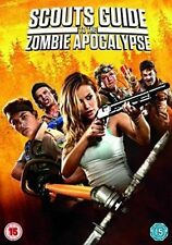 Scouts Guide to The Zombie Apocalypse DVD 2015 5053083065454