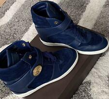 Louis Vuitton Postmark W.Sneakers Boot Hidden Wedge High Top Trainers 39.5/UK6.5