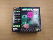 Rain Bird Impulsilator Double Action Sprinkler