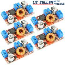 5pcs Xl4015 5a Dc Buck Step Down Voltage Converter Constant Current Power Module