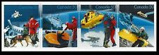Canada 2005 , strip of 4 stamps SEARCH and RESCUE  SC# 2111 (A/D) MNH