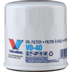 Valvoline VO40 Oil Filter