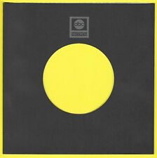 ABC RECORDS (black logo) - REPRODUCTION RECORD COMPANY SLEEVES - (pack of 10)