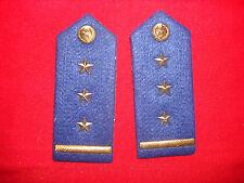 Vietnam War Pair Of VC Air Force CAPTAIN Shoulder Badges Epaulets