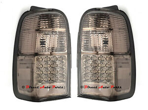 *LED* TAIL LIGHT LAMP (SMOKED) SUIT TOYOTA HILUX SURF 180 185 4RUNNER 1995 -2002