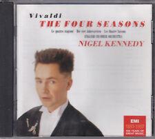 Vivaldi The Four Seasons - Nigel Kennedy & English Chamber Orchestra CD