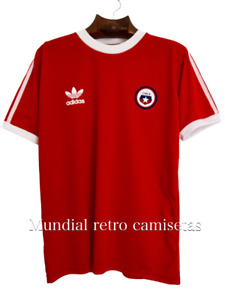 Chile national team world cup 1982 jersey maglia camiseta (retro)