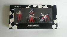 MINICHAMPS Diecast Figures