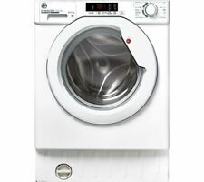 HOOVER H-Wash 300 HBD 485D2E Integrated 8 kg Washer Dryer - White - Currys
