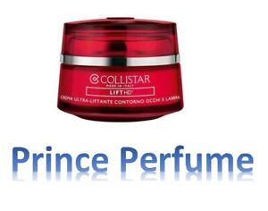 COLLISTAR LIFT HD CREMA ULTRA-LIFTANTE CONTORNO OCCHI E LABBRA - 15 ml