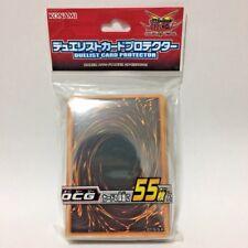 Konami Yu-Gi-Oh! Duelist Card Protector OCG 55 Sleeves Japan