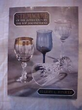 1997 Book STEMWARE OF THE 20TH CENTURY THE TOP 200 PATTERNS by Harry L. Rinker