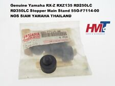 Genuine Yamaha RX-Z RXZ135 RD250LC RD350LC Stopper Main Stand 55G-F7114-00 NOS