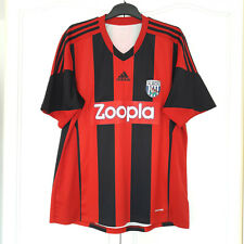 West Bromwich Albion Season 2013-2014 Away Shirt XL Good Condition FREE Postage