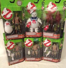 GHOSTBUSTERS 2016 Abby Jillian Patty Erin Figures Mayhem Stay PUFT Full Set GIFT