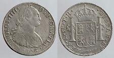 pci0005) Spagna Carlo IV 1806 reales 8 messico mexico espana