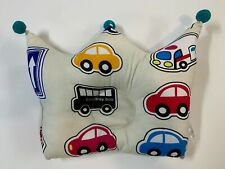 Baby Head Forming Pillow helps prevent Flat Head Syndrome Cars & Busses