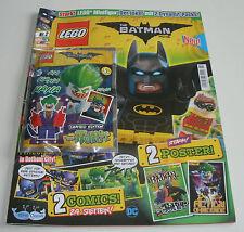 LEGO The Batman Movie - Magazin Nr. 2 mit Joker