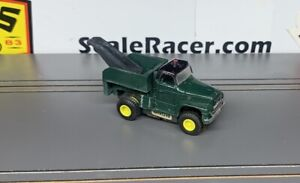 Green Tow Truck #1364 Custom Built Body(ONLY) for Aurora Tjet Chassis
