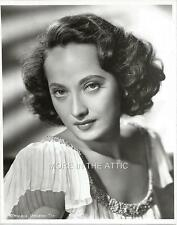MARVELOUS MERLE OBERON HOLLYWOOD PORTRAIT PHOTO #4