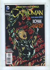 Catwoman 14 NM- New 52 Death of the Family *CBX38B