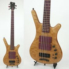 WARWICK Custom Shop Corvette $$ 5-string Electric Bass guitar