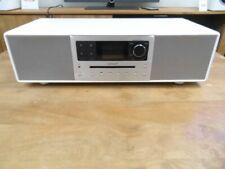 Sonoro SO-610-101 WH Meisterstück - Design Musiksystem mit CD, DAB+ & Bluetooth