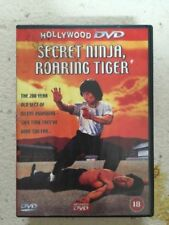 Películas en DVD y Blu-ray artes marciales, ninja, DVD