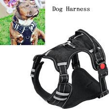Non-Pull Dog Harness Adjustable Pet Puppy Walking Strap Vest Soft Chest Belt