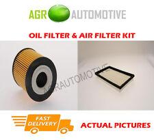 PETROL SERVICE KIT OIL AIR FILTER FOR MINI COOPER 1.6 170 BHP 2004-06