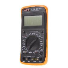 Digital LCD Multimeter Volt AC DC Ammeter Resistance Capacitance Tester Meter