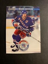 1996-97 Donruss Rangers Hockey Card #16 Mark Messier