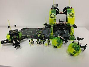 Lego® 6099p02 Platte Straße schwarz Space Blacktron 32x32 aus 6710 6988 9Stud