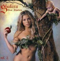 Shakira Oral fixation 2 (2005; 13 tracks) [CD]