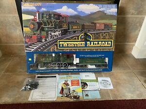 Details about  /Bachmann Big Haulers G Scale Tiger 92382 Authentic