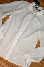 TOMMY HILFIGER wunderschöne Seidenbluse Bluse Hemd Gr. 6 36 38 neu 100% Seide