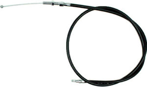 Motion Pro Harley Black Vinyl Clutch Terminator LW Cable 06-0123 70-6123 141884
