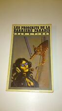 Joan D. Vinge - Les proscrits de la barrière Paradis - Lattés Titres SF (1980)