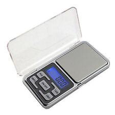 Bascula de precisión digital de bolsillo 0.1-500 gr Joyería, electrónica