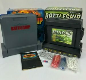 Electronic Battleship Advanced Mission Board Game Replacement Parts Pieces Pegs