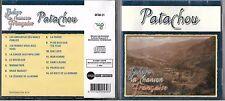 CD PATACHOU 14 TITRES BEST OF COLLECTION K'ADORE LA CHANSON FRANCAISE TBE