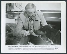 FRED ASTAIRE in The Amazing Dobermans '76 DOG