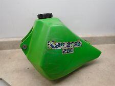 Kawasaki 200 KDX KDX200-C2 Used Gas Fuel Tank  1987 KB86