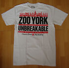 Zoo York - UNBREAKABLE - Tee - Camiseta de skateboard - Blanco - Varios Tallas