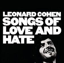 Songs of Love and Hate - Leonard Cohen (Album) [CD]