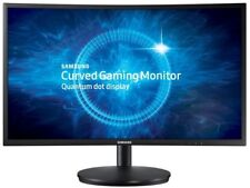 "SAMSUNG 24"" CURVED GAMING LED MONITOR Quantum Dot 144Hz 1MS FreeSync LC24FG70FQE"